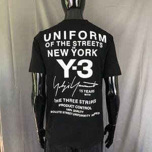RARE Adidas Y3 15th Anniversary T-Shirt